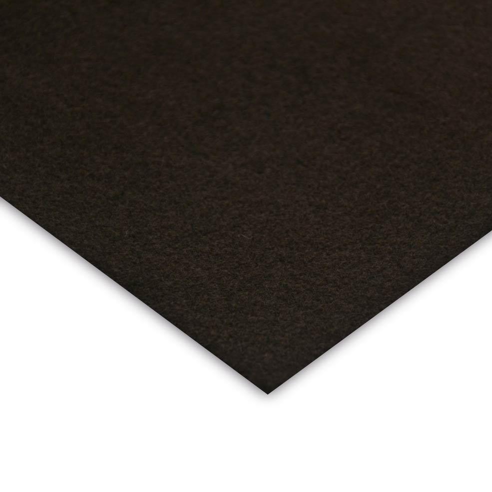 Original Kofferraum - Teppich schwarz zum selber schneiden ca.170 x 110 cm / ca.2,5 mm dick