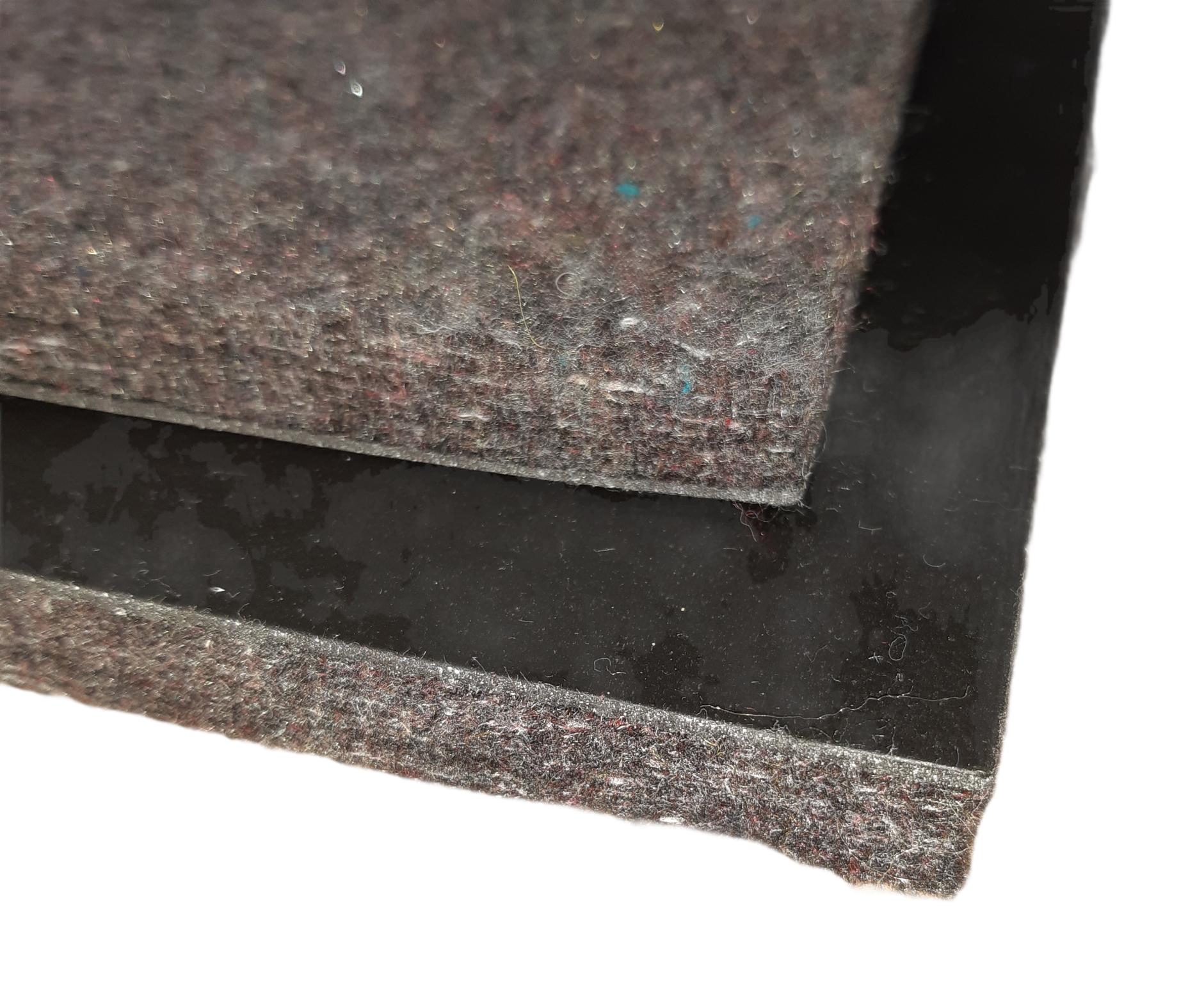 """(3) """"Auslaufteil""""Premium Bodengruppen Matte verformbar ca. 115 x 55 cm Stärke: ca 14mm sehr weich"""