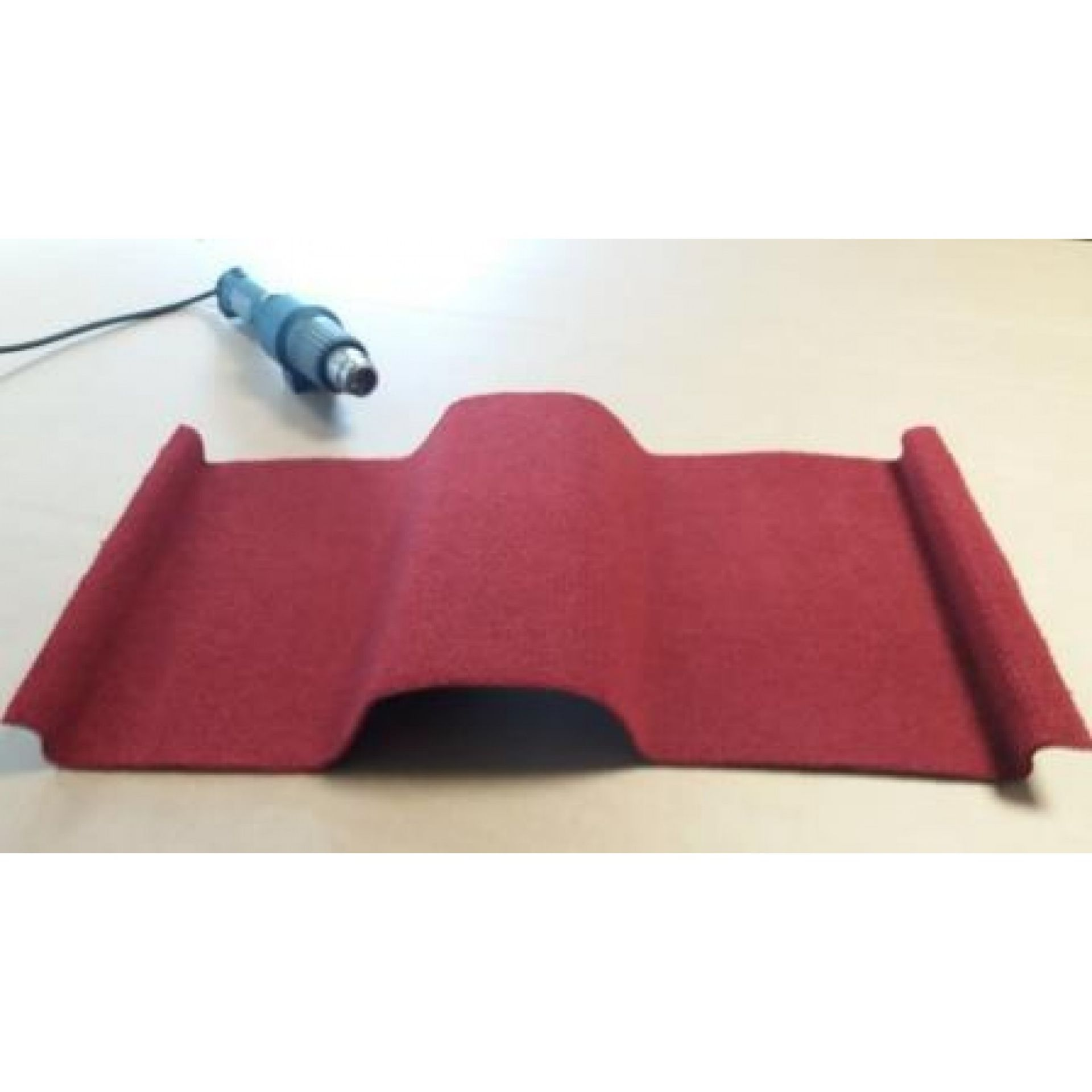 ADMS Thermo - Teppich schwarz ca. 4-5mm stark