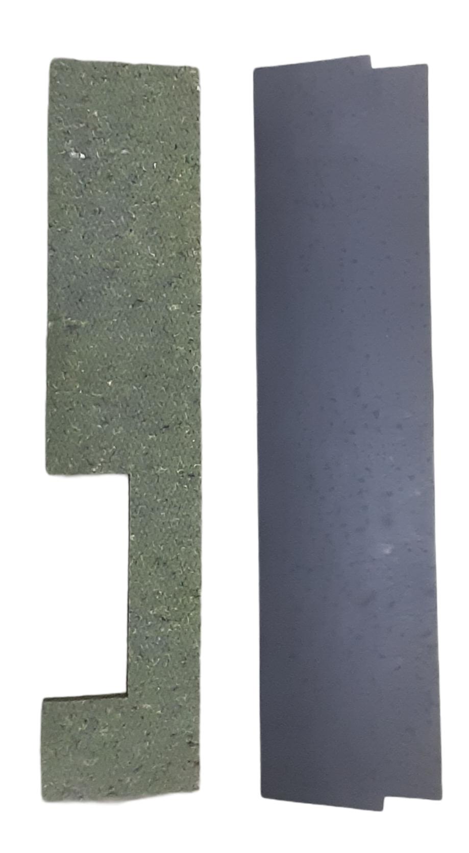 Pedalbodendämmung (Dämm-Material + Schwerschicht beides selbstklebend) Set, 2CV / AK